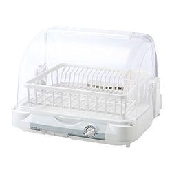コイズミ 食器乾燥器 (樹脂かご) ホワイト(KDE5000W) 目安在庫=△【10P03Dec16】