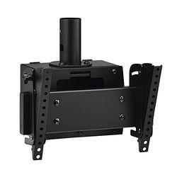 ハヤミ工産 テレビ取付金具(ブラック)(CH-43B) メーカー在庫品【10P03Dec16】