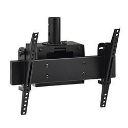 ハヤミ工産 テレビ取付金具(ブラック)(CH-63B) メーカー在庫品【10P03Dec16】