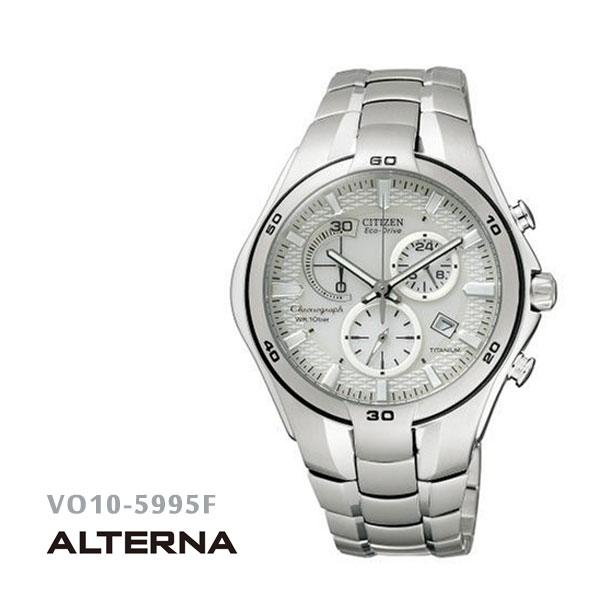 Five years guarantee Citizen citizen ALTERNA Alterna VO10-5995F watch