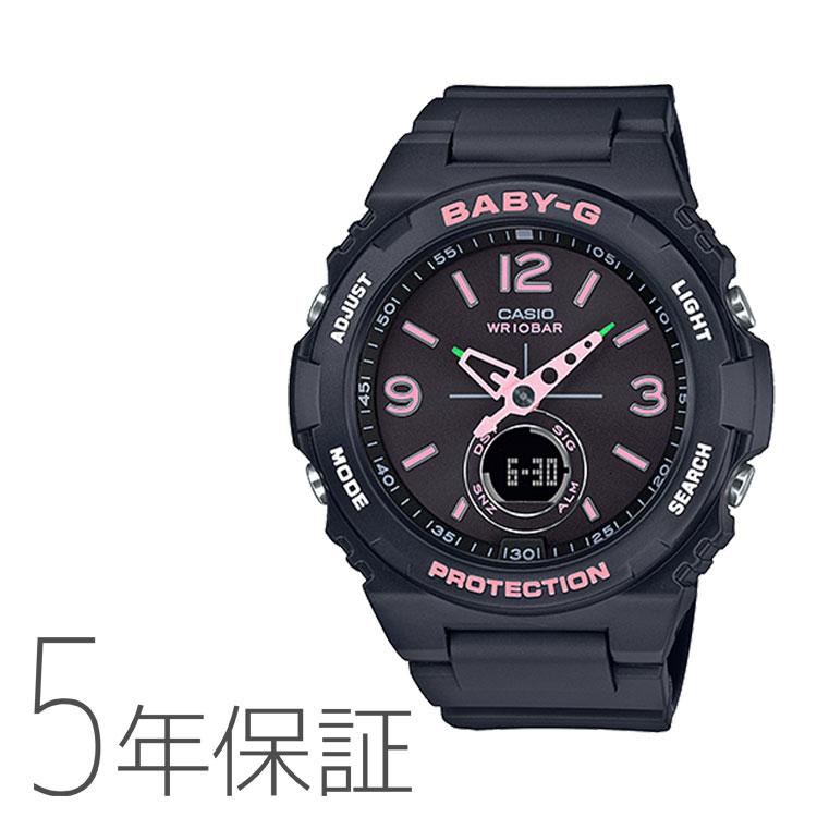 BABY-G ベビーG カシオ CASIO レディース 腕時計 BGA-260SC-1AJF