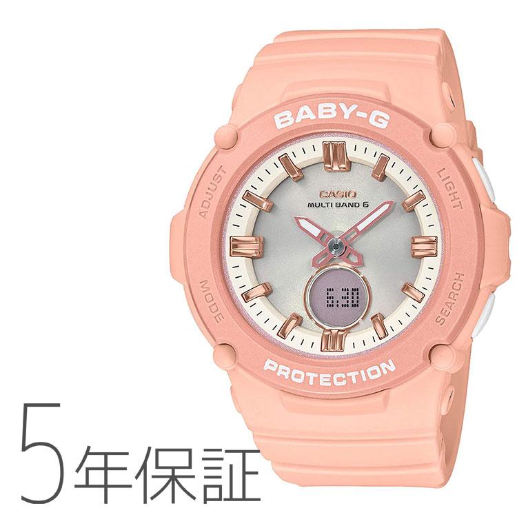 Baby-G ベビーG カシオ CASIO タフソーラー 電波時計 腕時計 レディース BGA-2700-4AJF