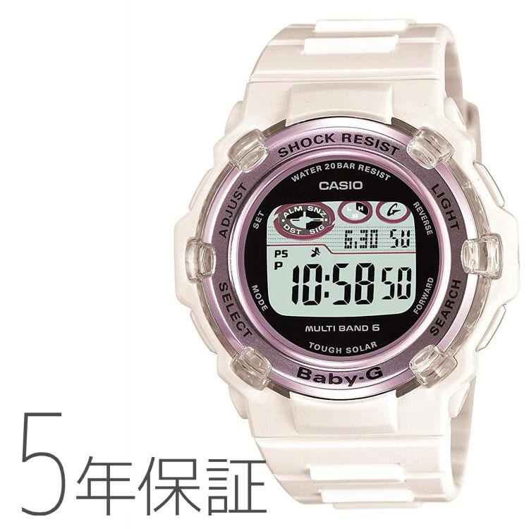 CASIO Casio BABY-G baby G Lady's watch REEF( leaf) BGR-3003-7BJFupup7