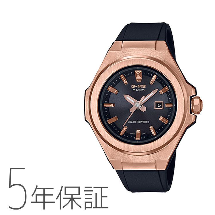 BABY-G ベビーG カシオ CASIO ソーラー充電 G-MS レディース 腕時計 MSG-S500G-1AJF