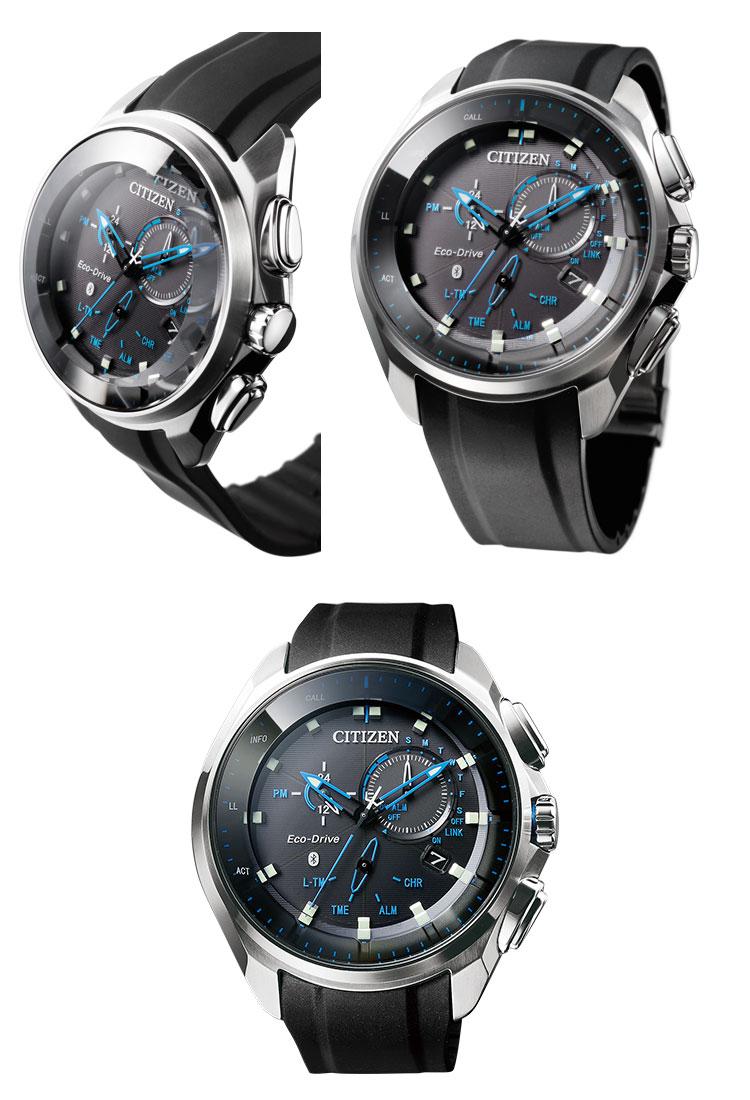 シチズン CITIZEN エコドライブBluetooth スマートフォンリンク BZ1020-22E 腕時計