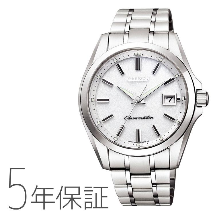ザ・シチズン THE CITIZEN エコ・ドライブ 耐メタルアレルギー 和紙文字板 腕時計 メンズ AQ4030-51A お取り寄せ