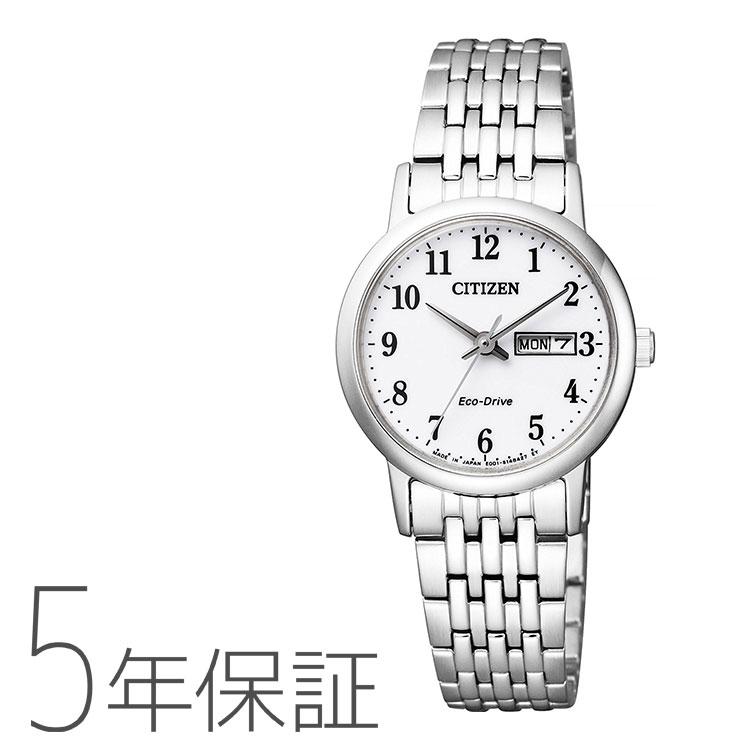 シチズンコレクション CITIZEN COLLECTION ペア レディース EW3250-53A 腕時計