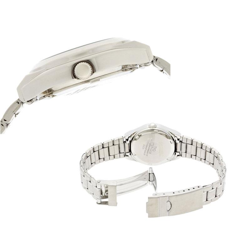 シチズン Q&Q ソーラー電源 アナログ 腕時計 レディース H011-205 チプシチ 取り寄せ
