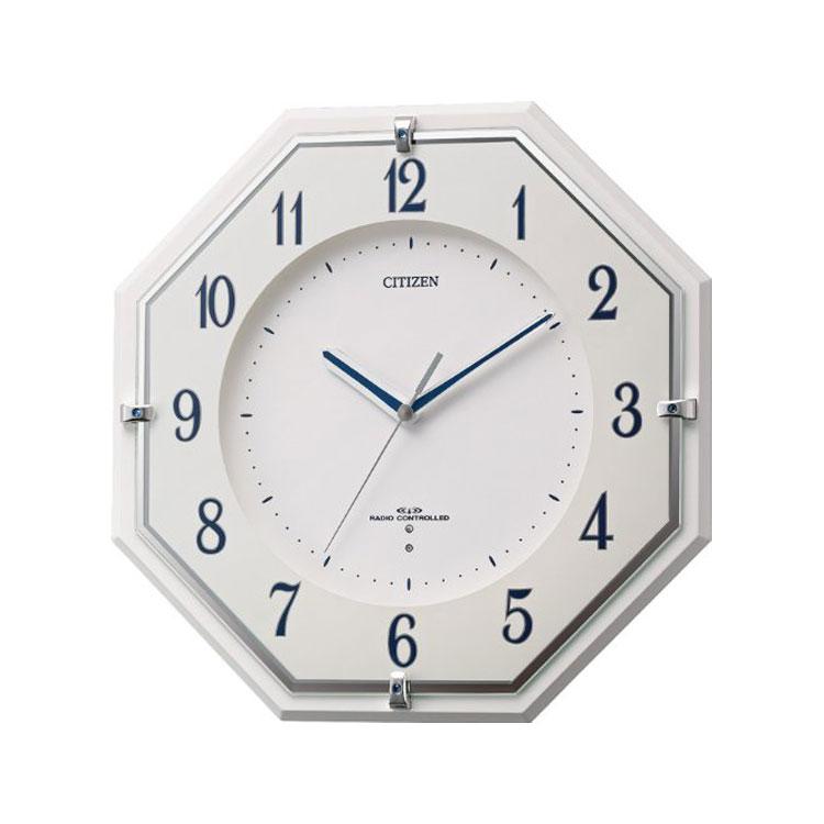 Citizen rhythm CITIZEN clock Mehdi M487 radio watch with Swarovski 4MY487-003
