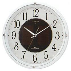 Wrapping free ♪ ♪ ◆ radio clock ◆ eco M806 CITIZEN citizen rhythm watch 4MY806-003fs3gm