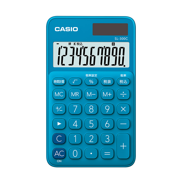 計算 電卓 時間