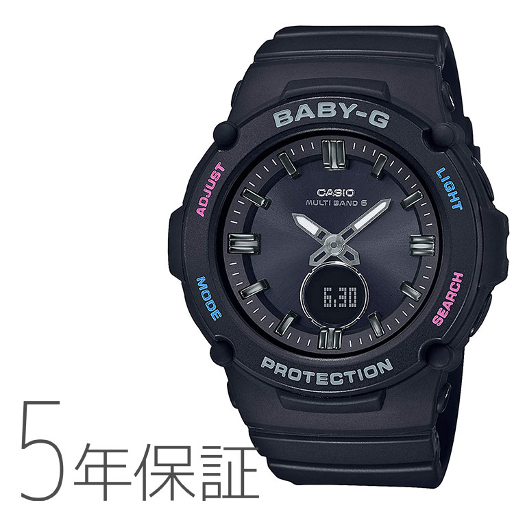 Baby-G ベビーG カシオ CASIO タフソーラー 電波時計 腕時計 レディース BGA-2700-1AJF