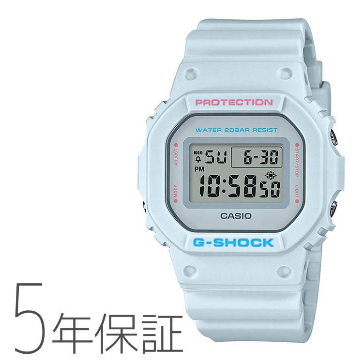 G-SHOCK カシオ CASIO ユニセックス Spring Color Series 腕時計 メンズ レディース 男女兼用 DW-5600SC-8JF
