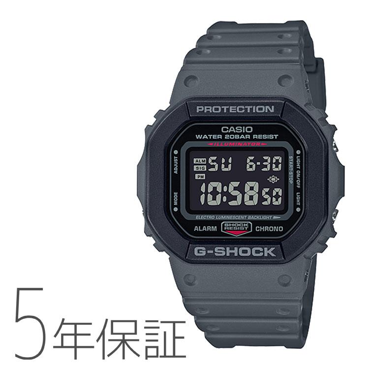 G-SHOCK カシオ CASIO スクエアフェイス Utility Color メンズ 腕時計 DW-5610SU-8JF