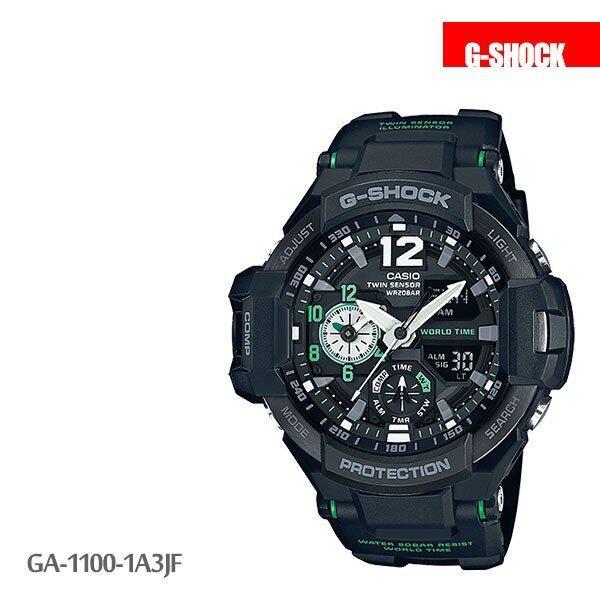カシオ CASIO g-shock 腕時計 スカイコックピット GA-1100-1A3JF メンズ