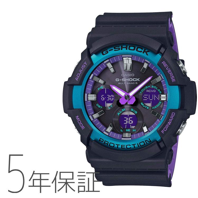 G-SHOCK カシオ CASIO レトロスポーツテイスト メンズ 腕時計 GAW-100BL-1AJF