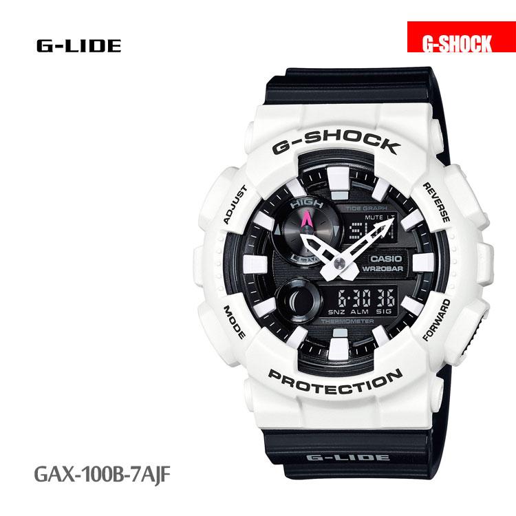 カシオ CASIO Gショック G-SHOCK Gライド G-LIDE GAX-100B-7AJF 腕時計 メンズ