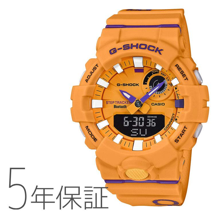 G-SHOCK Gショック カシオ CASIO G-SQUAD 腕時計 メンズ GBA-800DG-9AJF