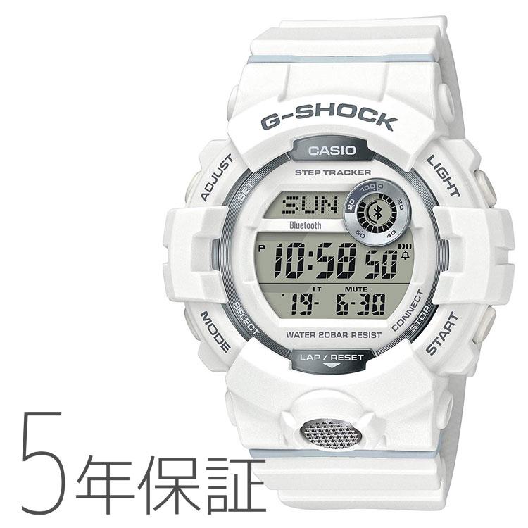 CASIO カシオ G-SHOCK Gショック モバイルリンク G-SQUAD ジースクワッド 腕時計 メンズ GBD-800-7JF