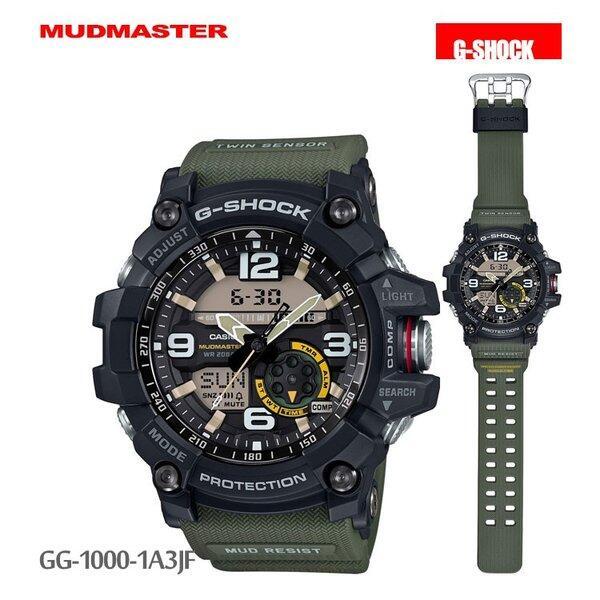 カシオ CASIO G-SHOCK Gショック g-shock マッドマスター GG-1000-1A3JF 腕時計 メンズ