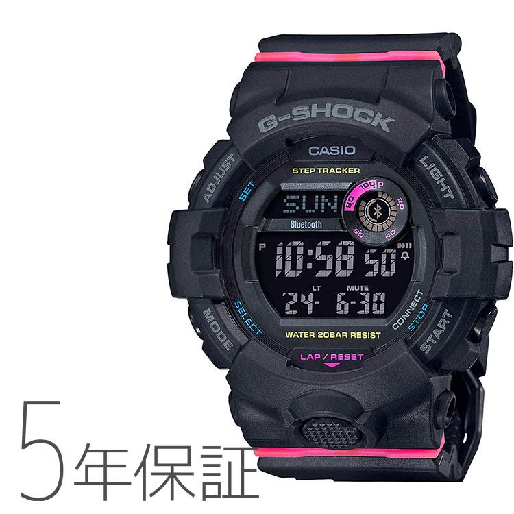 G-SHOCK カシオ CASIO モバイルリンク機能 Bluetooth 腕時計 メンズ GMD-B800SC-1JF