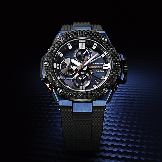 3b1a1a838fe7 New model of G-STEEL opening up the new state of the metal design by the  fusion of different fabrics from G-SHOCK which continues evolving in  pursuit of ...