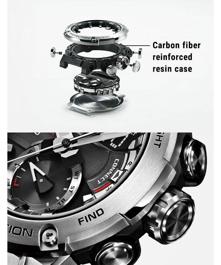 E Bloom G Shock Casio Casio Tough Solar G Steel Carbon Core Guard
