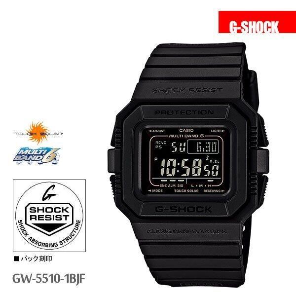 カシオ CASIO G-SHOCK g-shock Gショック GW-5510-1BJF メンズ 腕時計