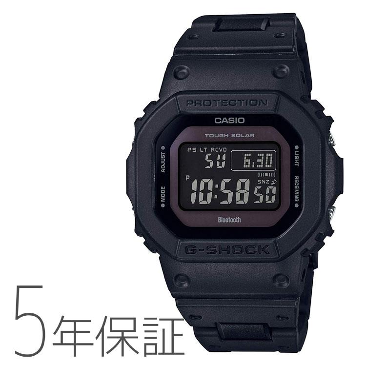 CASIO カシオ G-SHOCK Gショック Bluetooth タフソーラー モバイルリンク 電波腕時計 メンズ GW-B5600BC-1BJF