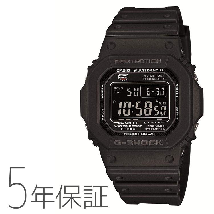 CASIO G-SHOCK mens watch GW-M5610-1BJF