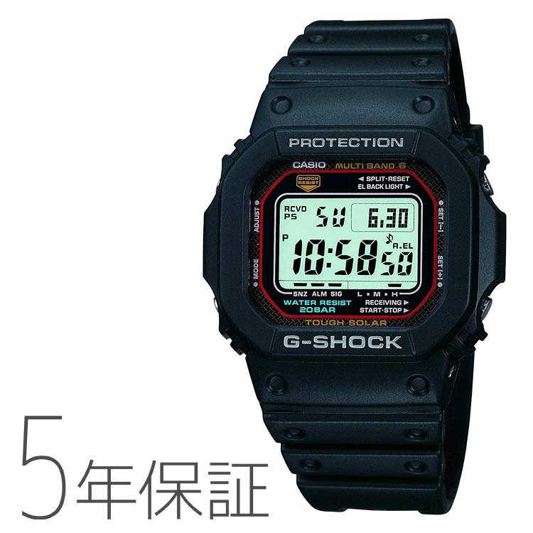 カシオ CASIO g-shock Gショック 腕時計 GW-M5610-1JF メンズ