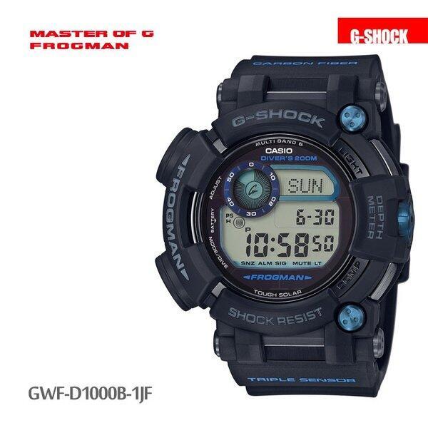 カシオ CASIO Gショック G-SHOCK フロッグマン GWF-D1000B-1JF 腕時計 メンズ