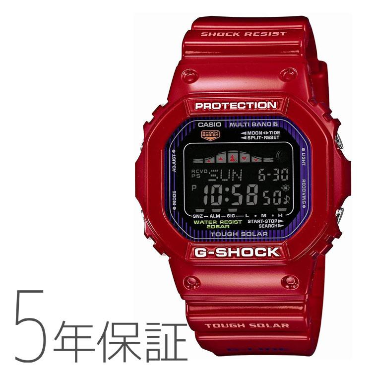カシオ CASIO G-SHOCK g-shock Gショック G-LIDE Gライド GWX-5600C-4JF メンズ 腕時計