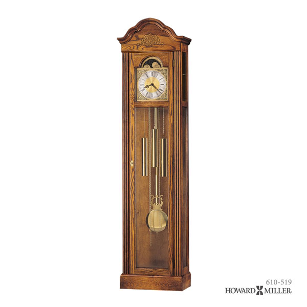 【在庫あり/即出荷可】 HOWARD HOWARD MILLER ハワードミラー フロアクロック 大型置き時計 柱時計 大型置き時計 ASHLEY 610-519 610-519, 古本倶楽部:9b705bae --- blablagames.net