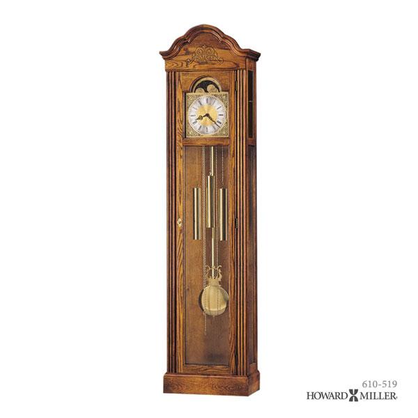 HOWARD MILLER ハワードミラー フロアクロック 大型置き時計 柱時計 ASHLEY 610-519