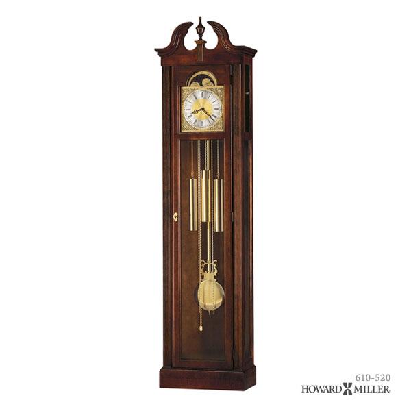 HOWARD MILLER ハワードミラー フロアクロック 大型置き時計 柱時計 CHATEAU 610-520
