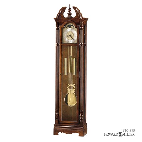 HOWARD MILLER ハワードミラー フロアクロック 大型置き時計 柱時計 JONATHAN ジョナサン 610-895