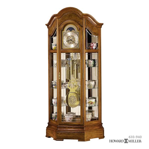 HOWARD MILLER ハワードミラー フロアクロック 大型置き時計 柱時計 MAJESTIC マジェスティック 610-940
