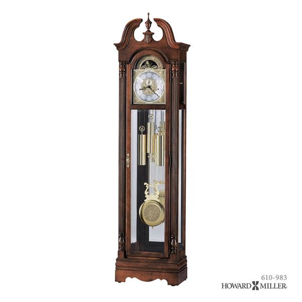 HOWARD MILLER ハワードミラー フロアクロック 大型置き時計 柱時計 BENJAMIN ベンジャミン 610-983