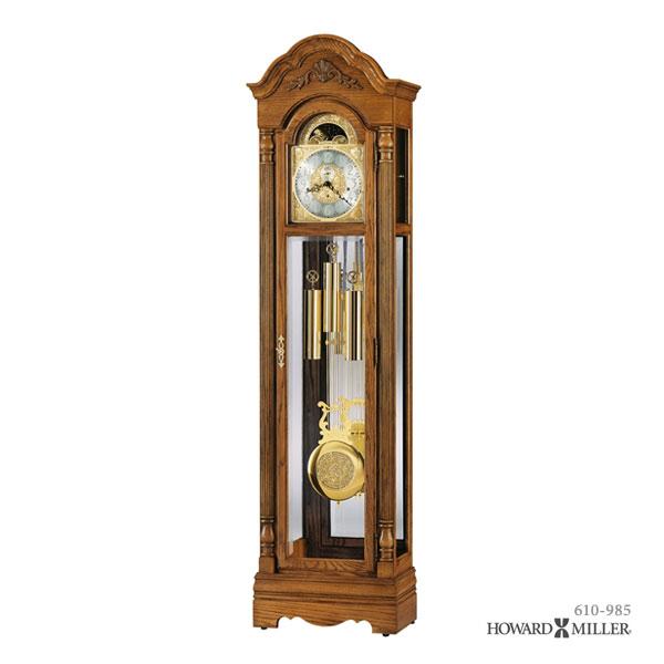 HOWARD MILLER ハワードミラー フロアクロック 大型置き時計 柱時計 GAVIN 610-985