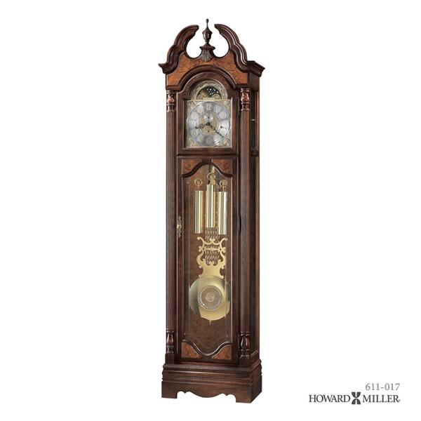 大人気 HOWARD MILLER 大型置き時計 ハワードミラー フロアクロック MILLER 611-017 大型置き時計 柱時計 LANGSTON ラングストン 611-017, サイクルロード:4bd901ea --- canoncity.azurewebsites.net