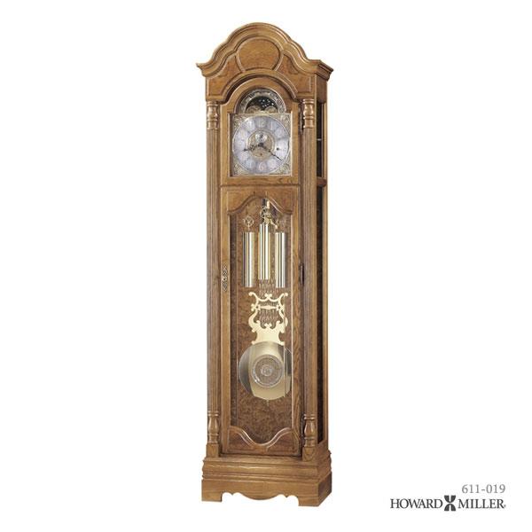【特価】 HOWARD MILLER ハワードミラー フロアクロック 大型置き時計 大型置き時計 611-019 柱時計 BRONSON ブロンソン フロアクロック 611-019, 株式会社丸高:bdcda024 --- canoncity.azurewebsites.net