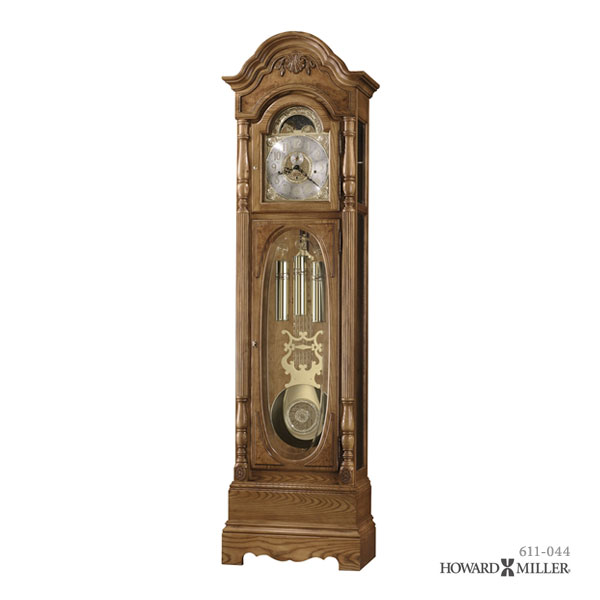 HOWARD MILLER ハワードミラー フロアクロック 大型置き時計 柱時計 SCHULTZ 611-044