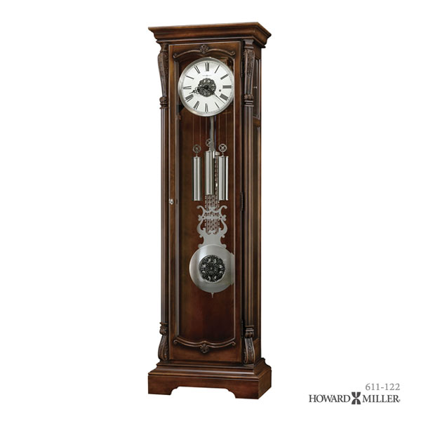 HOWARD MILLER ハワードミラー フロアクロック 大型置き時計 柱時計 WELLINGTON ウェリントン 611-122