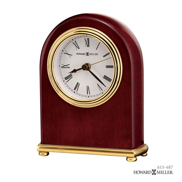 『2年保証』 HOWARD MILLER 613-487 ハワードミラー ROSEWOOD 置き時計 置時計 クロック ROSEWOOD MILLER ARCH 613-487, 本吉町:51f1ada8 --- hortafacil.dominiotemporario.com