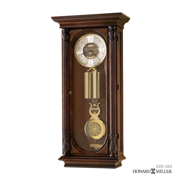 HOWARD MILLER ハワードミラー STEVENSON スティーブンソン 掛け時計 掛時計 クロック HM-620-262