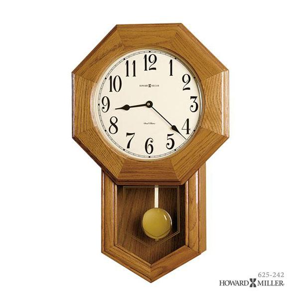 HOWARD MILLER ハワードミラー ELLIOTT エリオット 掛け時計 掛時計 クロック HM-625-242