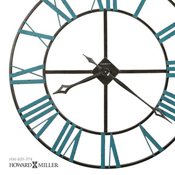 howard miller howard mirror wall clock st clair wall clock 625574upup7 - Howard Miller Wall Clock