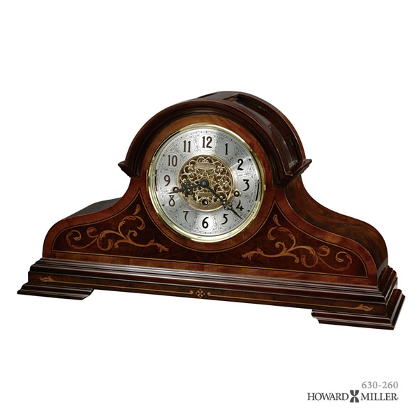 HOWARD MILLER ハワードミラー 置き時計 置時計 クロック 限定品 BRADLEY 630-260