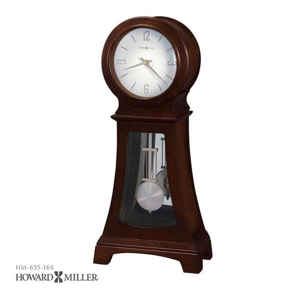 HOWARD MILLER ハワードミラー GERHARD MANTEL 振り子付き置き時計 置時計 マントルクロック 635-164